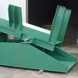 Hydraulic tourning coil