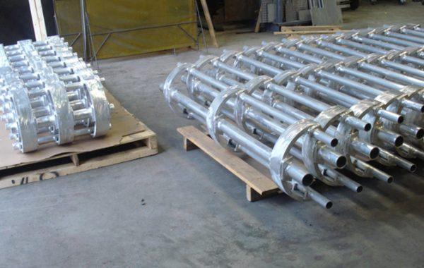 Hydro Quebec's aluminum barrel