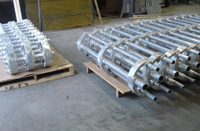 Berceaux en aluminium HQ