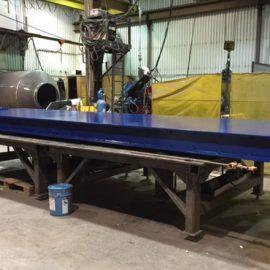 Table de fabrication