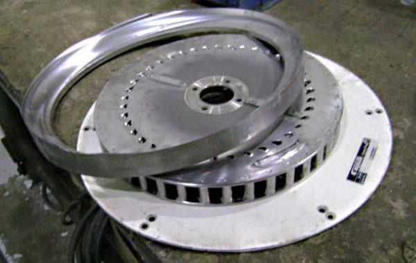 Pièces pour centrifugeuse